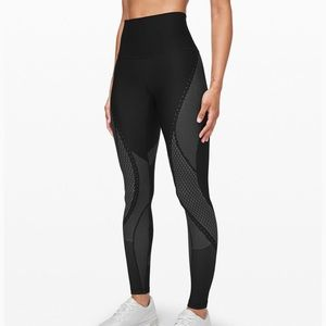 "NWT Lululemon Mapped Out HR Tight 28"" size 4 & 6"